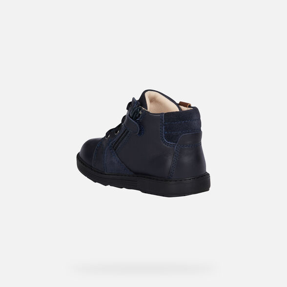 ANKLE BOOTS BABY GEOX HYNDE BABY BOY - 4