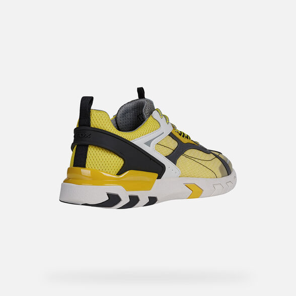 HOMBRE SNEAKERS GEOX GRECALE HOMBRE - 5