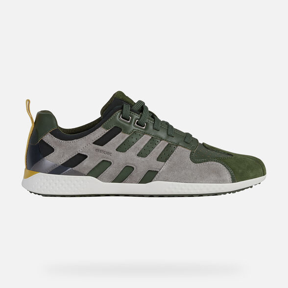HOMME SNEAKERS GEOX SNAKE.2 HOMME - 2