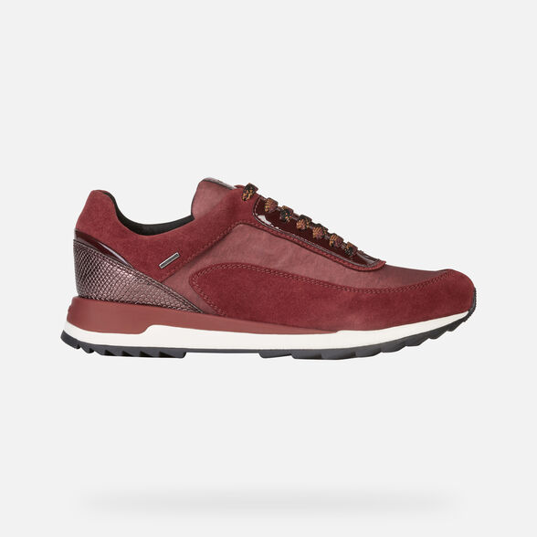 SNEAKERS DONNA GEOX ANEKO ABX DONNA - 2