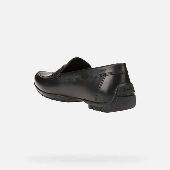 MAN LOAFERS GEOX MONER 2FIT WIDE MAN - 4