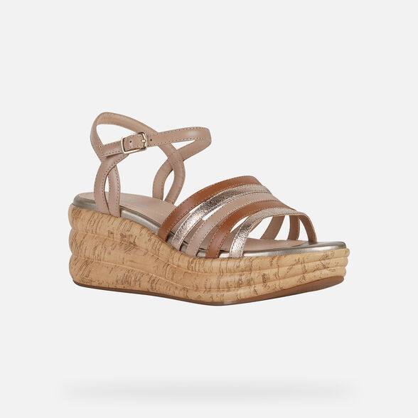 WOMAN SANDALS GEOX PRIMULA WOMAN - 3