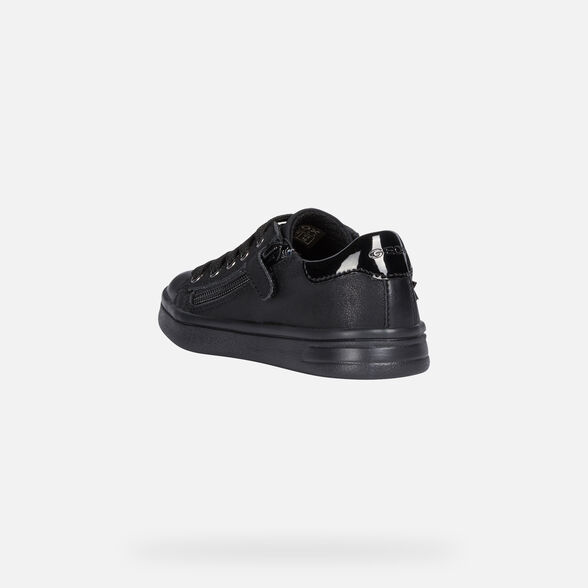 LOW TOP GIRL GEOX DJROCK GIRL - 4