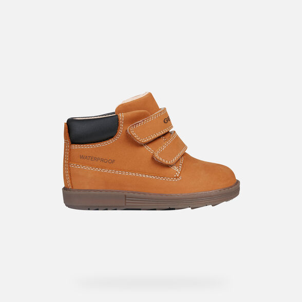 ANKLE BOOTS BABY GEOX HYNDE BABY BOY - 2