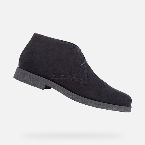 CASUAL SHOES MAN GEOX CLAUDIO MAN - null