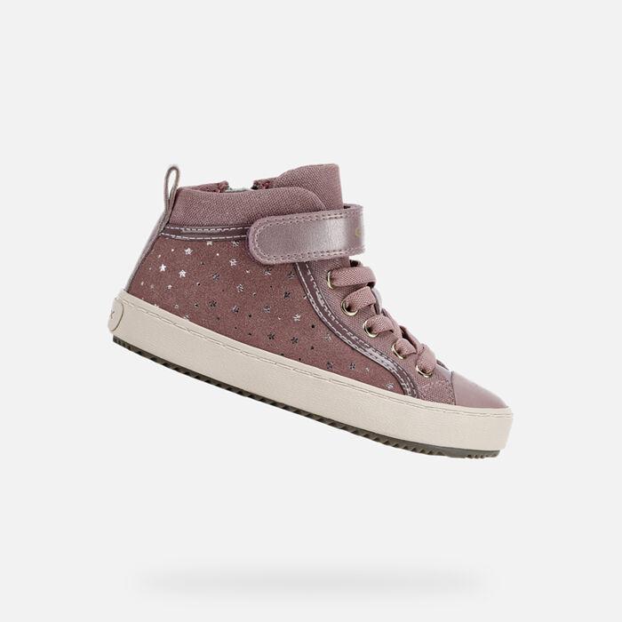 E TraspirantiGeox Bambina Da Sneakers Scarpe Alte 0vm8wnN