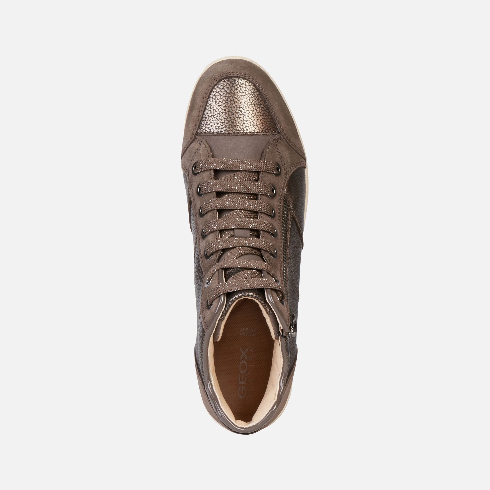 MYRIA WOMAN - HIGH TOP from women | Geox