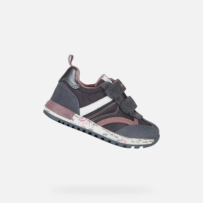 LOW TOP BABY GEOX ALBEN BABY GIRL