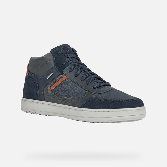 MAN SNEAKERS GEOX LEVICO ABX MAN - 3