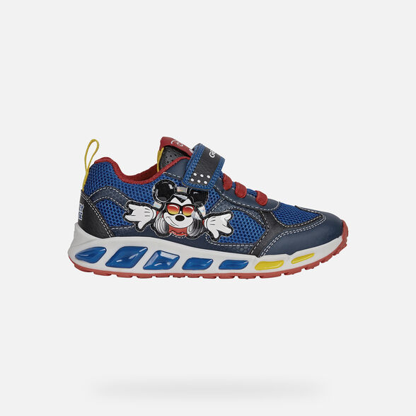 BOY SNEAKERS GEOX SHUTTLE BOY - 2