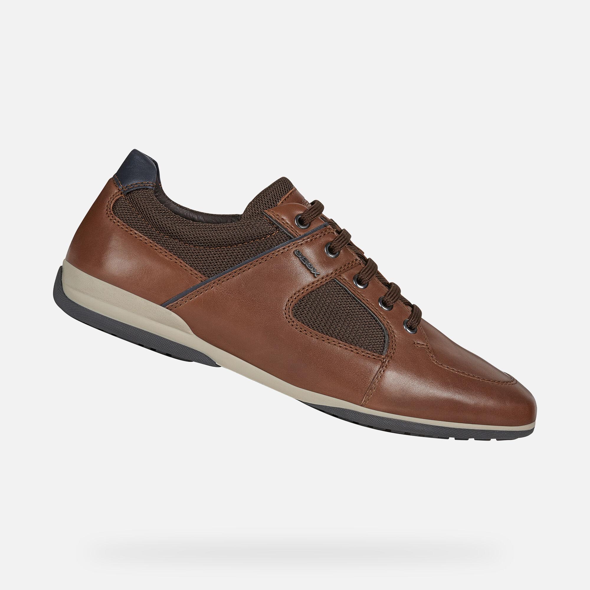 Scarpe Geox Ragazzo misura 36 modello Amphibiox colore marrone | eBay