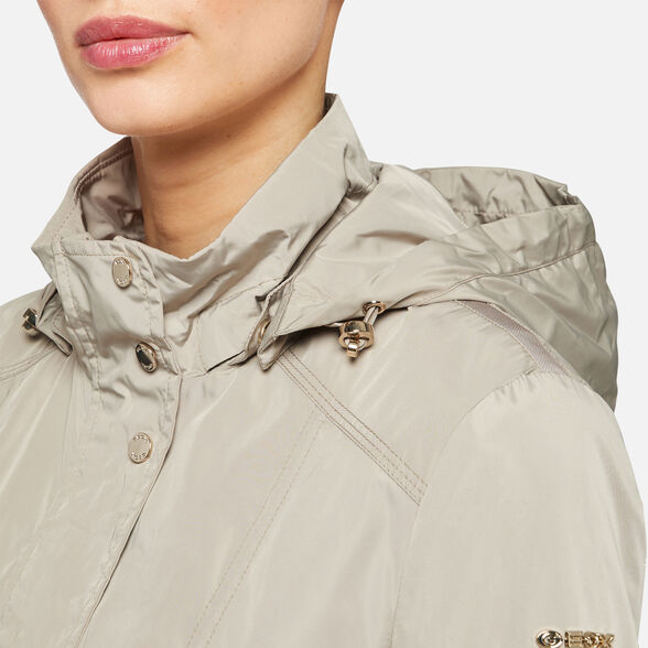 WOMAN JACKETS GEOX ANNYA WOMAN - 9