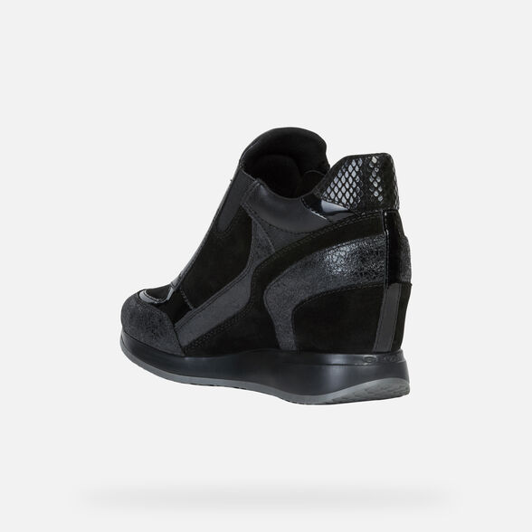 SNEAKERS WOMAN GEOX NYDAME WOMAN - 4