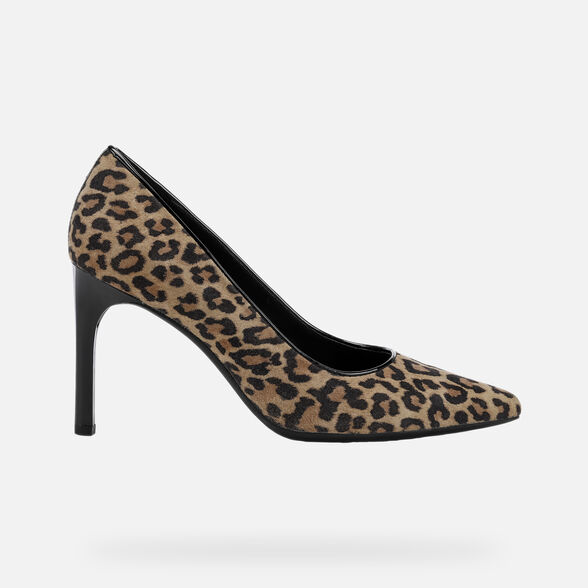 PUMPS WOMAN GEOX FAVIOLA WOMAN - 2