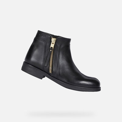 ANKLE BOOTS GIRL GEOX AGATA GIRL