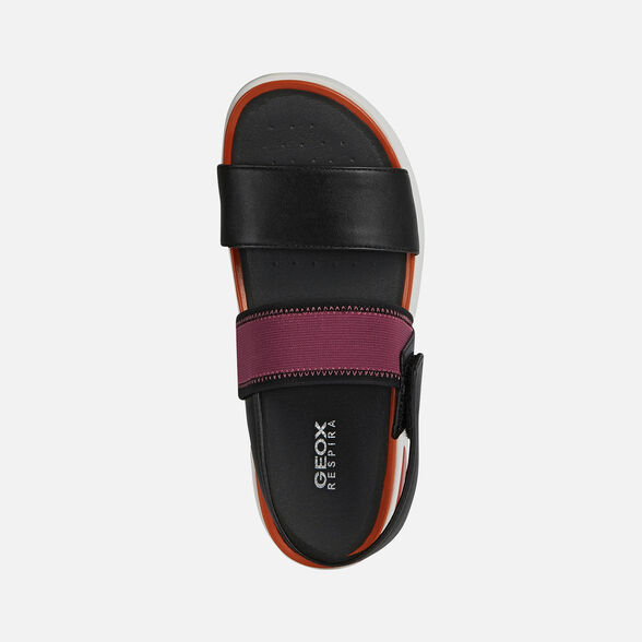 WOMAN SANDALS GEOX OTTAYA WOMAN - 6