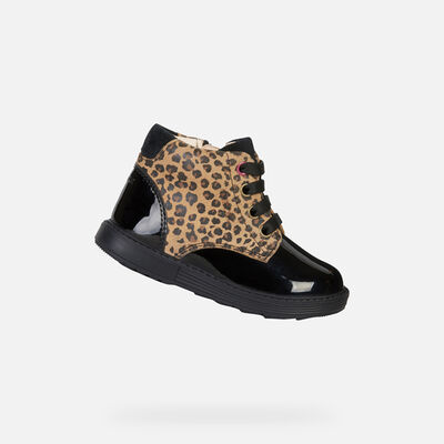 LOW TOP GIRL GEOX HYNDE BABY GIRL