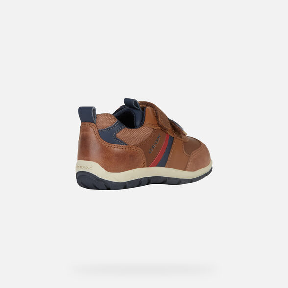 SNEAKERS BABY GEOX SHAAX BABY BOY - 5