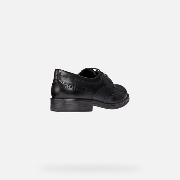 UNIFORM SHOES GIRL JR AGATA - 5