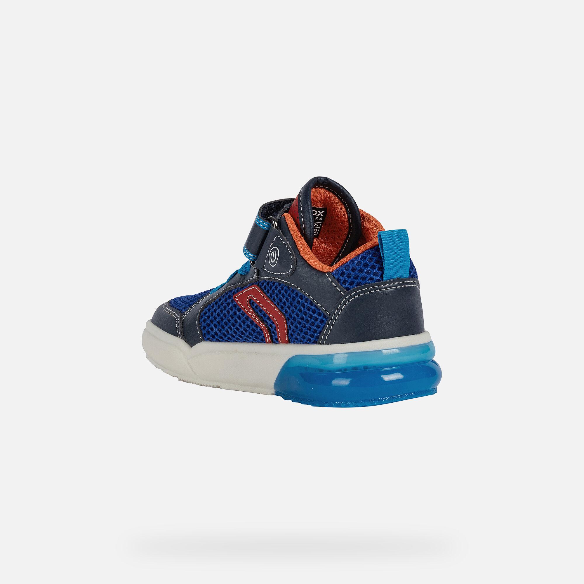 Colección de calzado niño azul claro, geox: precios