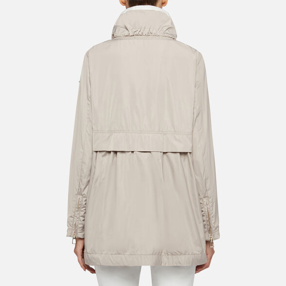 WOMAN ANORAKS GEOX GENZIANA WOMAN - 6