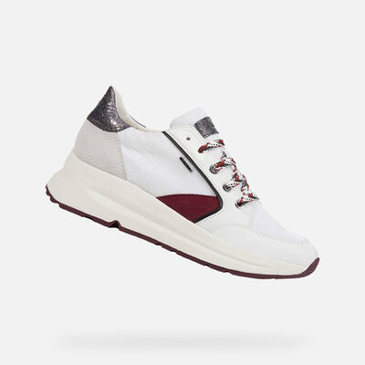 LOW TOP DAMEN GEOX BACKSIE DAME