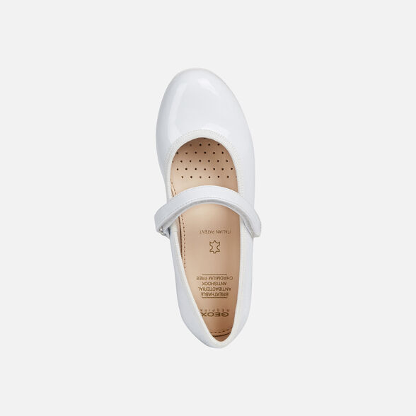 GIRL BALLERINAS GEOX PLIÉ GIRL - 6