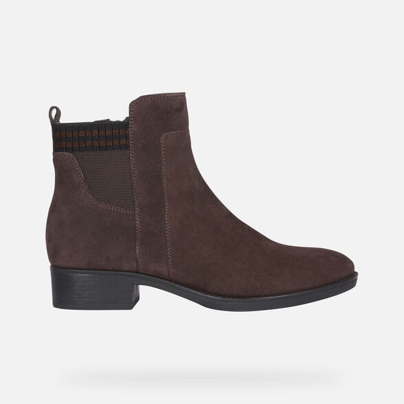 ANKLE BOOTS WOMAN GEOX FELICITY WOMAN - 2