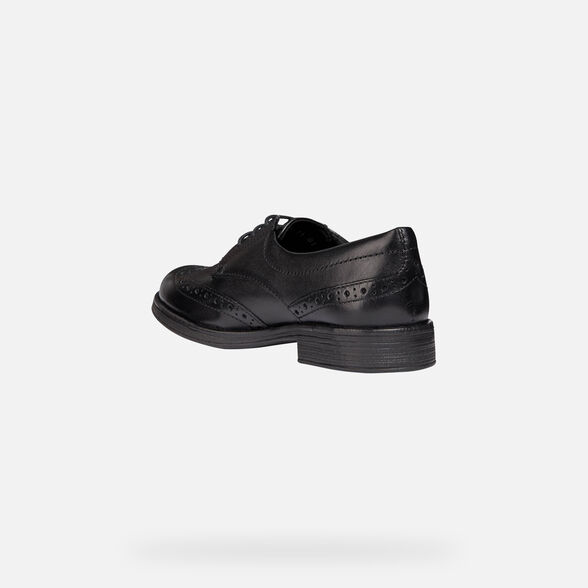 UNIFORM SHOES GIRL GEOX AGATA GIRL - 5