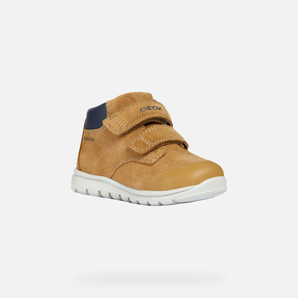 ANKLE BOOTS BABY GEOX XUNDAY BABY BOY - 4