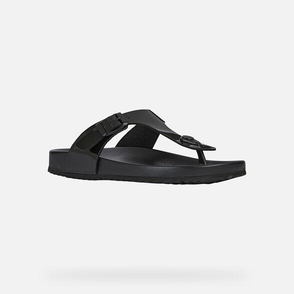 WOMAN SANDALS GEOX BRIONIA WOMAN - 3