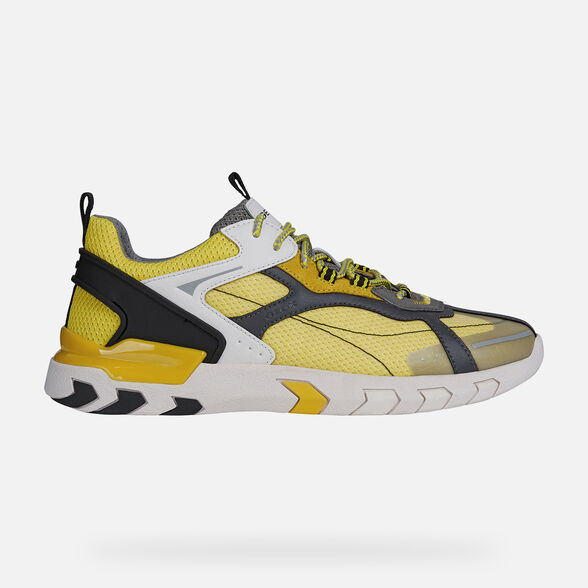 HOMBRE SNEAKERS GEOX GRECALE HOMBRE - 2