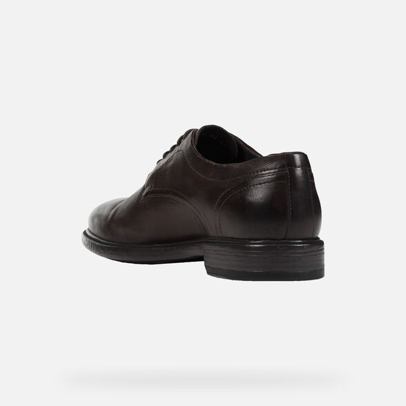 MAN CASUAL SHOES GEOX TERENCE MAN - 4