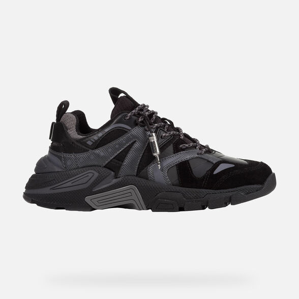 SNEAKERS UOMO GEOX T01 PHONICA - 2