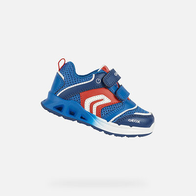 LIGHT-UP SHOES BABY GEOX DAKIN BABY BOY