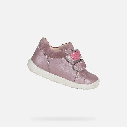 FIRST STEPS BABY GEOX MACCHIA BABY GIRL - null