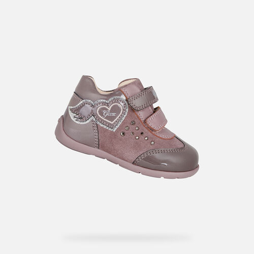 FIRST STEPS BABY GEOX KAYTAN BABY GIRL - null
