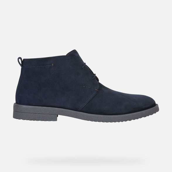 CASUAL SHOES MAN GEOX BRANDLED MAN - 2