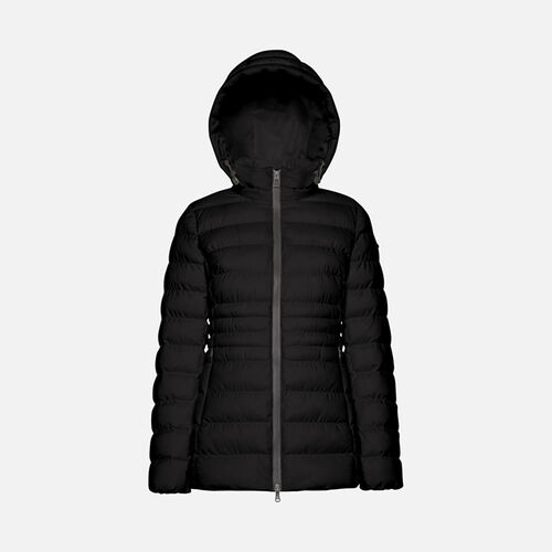 DOWN JACKETS WOMAN GEOX HIVER WOMAN - null