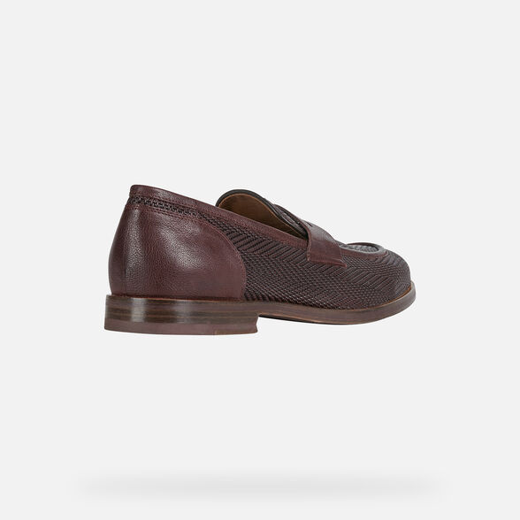 MAN LOAFERS GEOX BAYLE MAN - 5