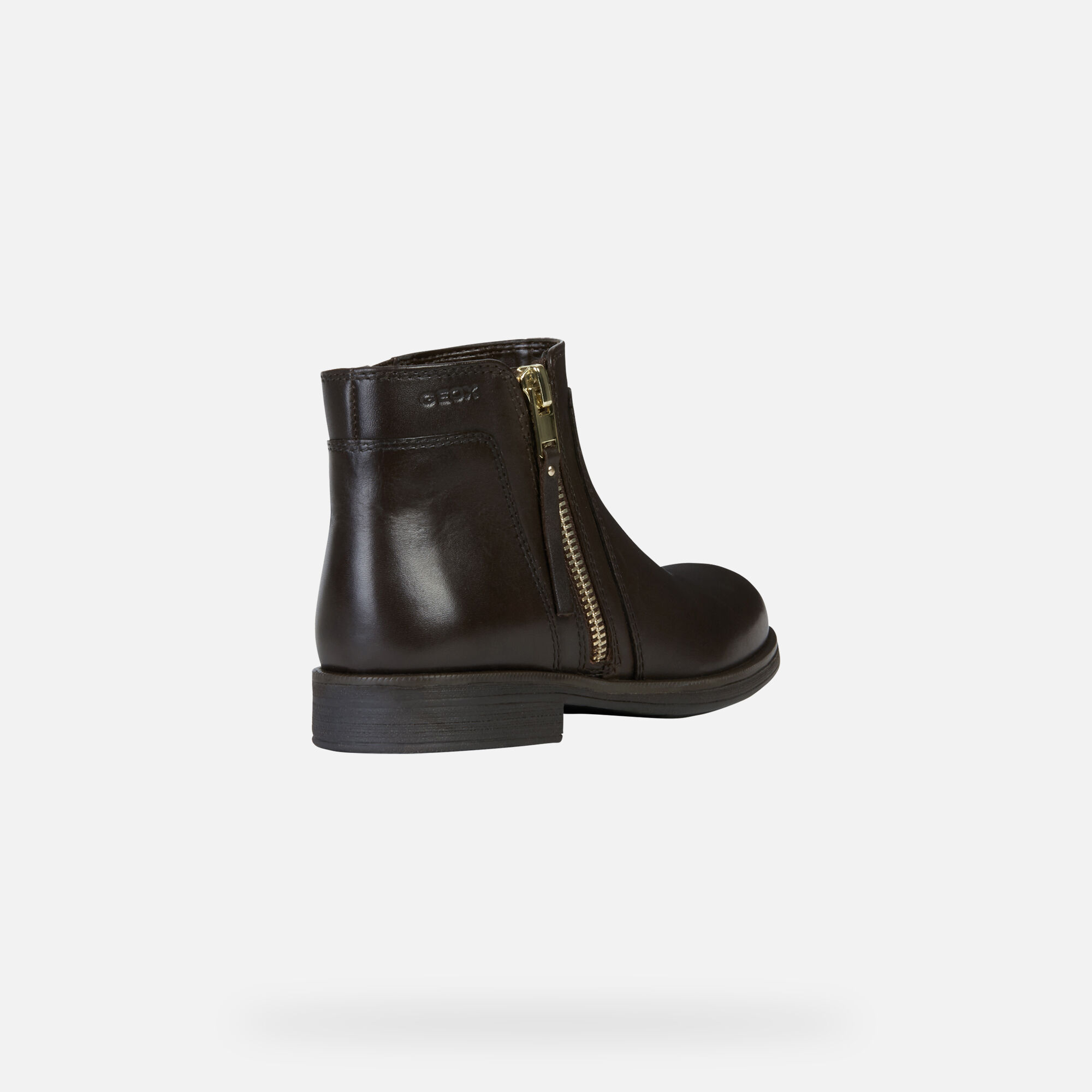 Geox Agata Brown ankle boot was £75 now £45
