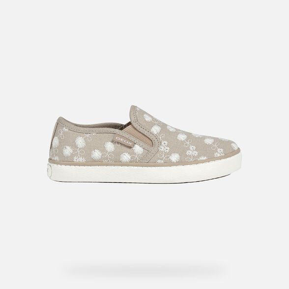 FILLE ESPADRILLES GEOX KILWI FILLE - 2
