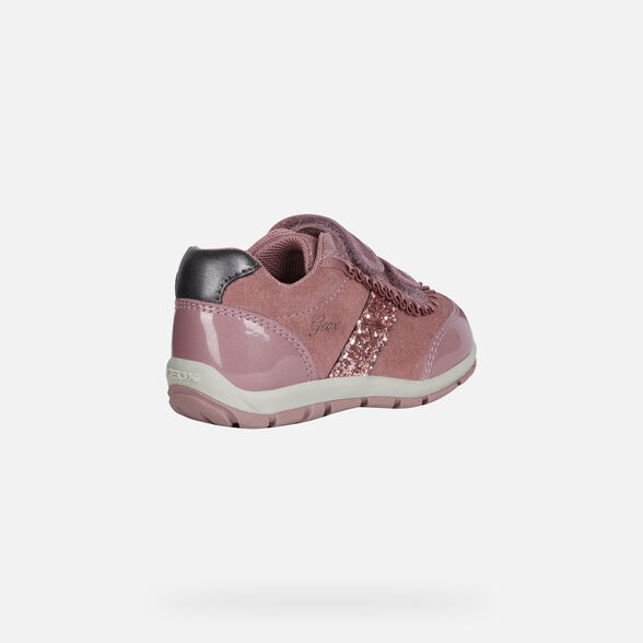SNEAKERS BABY GEOX SHAAX BABY GIRL - 5