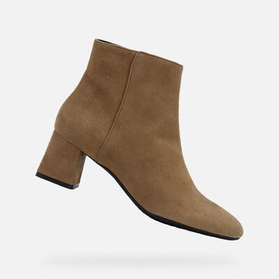 ANKLE BOOTS WOMAN GEOX SEYLA WOMAN