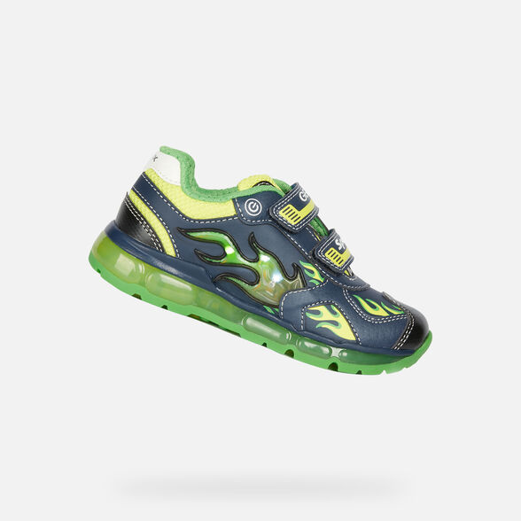 LIGHT-UP SHOES BOY GEOX ANDROID BOY - 1