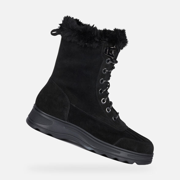 ANKLE BOOTS WOMAN GEOX HOSMOS ABX WOMAN - 1