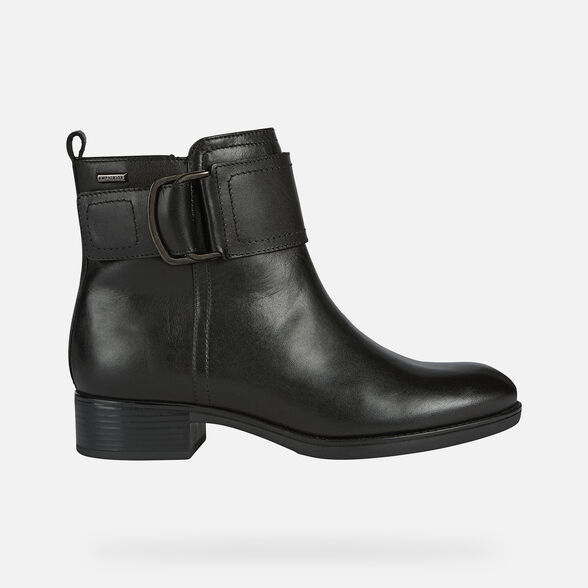 WOMAN ANKLE BOOTS GEOX FELICITY NP ABX WOMAN - 2