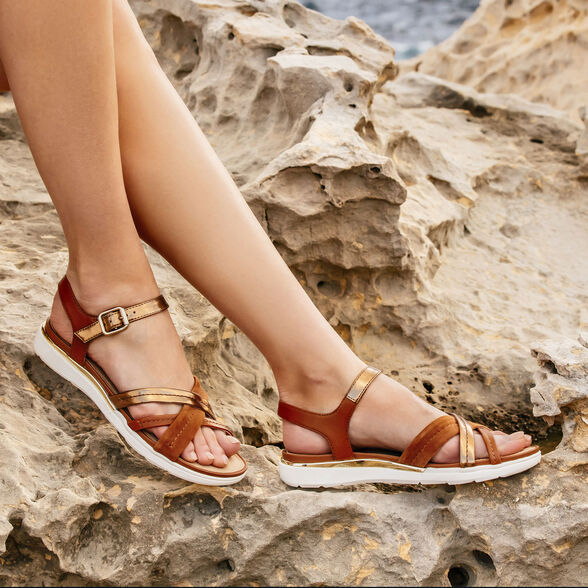 SANDALS WOMAN GEOX HIVER WOMAN - 9