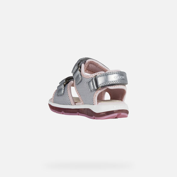 LIGHT-UP SHOES BABY GEOX TODO BABY GIRL - 4