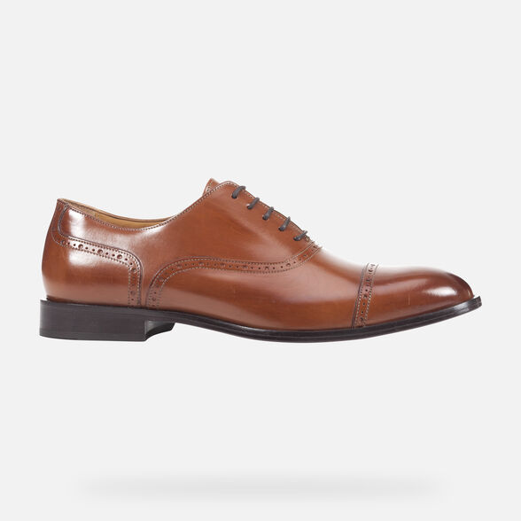 FORMAL SHOES MAN GEOX SAYMORE MAN - 3